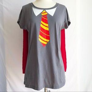 Warner Bros. | Women Tops | Gray/Red/Harry Potter
